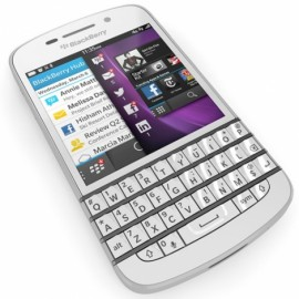 BlackBerry Q10 (White)